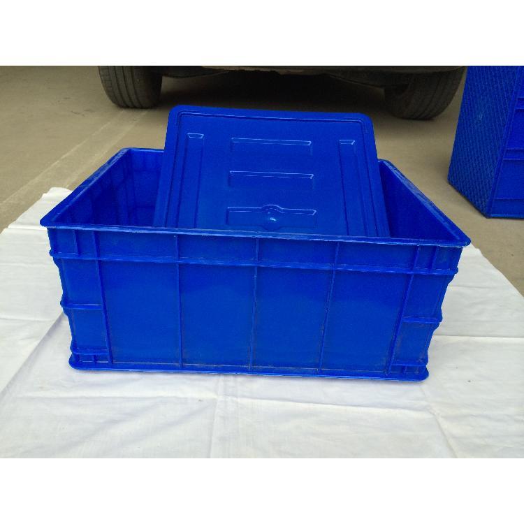 塑料餐具箱-餐具周转箱-塑料洁具箱
