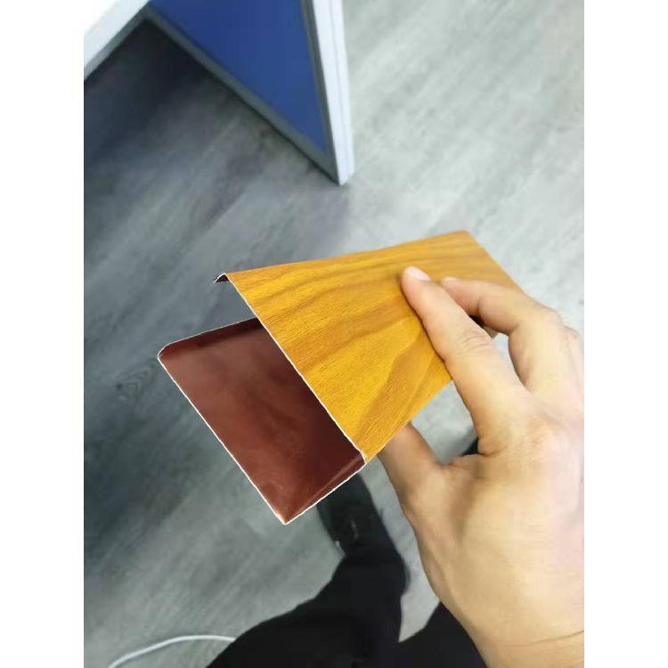 弧形铝方通首选永尚铝单板厂家冲孔铝天花
