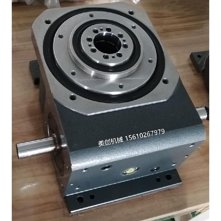360°无背隙驱动任意控制角度型凸轮分割器DF型DT型DA型DS型 系列分割器
