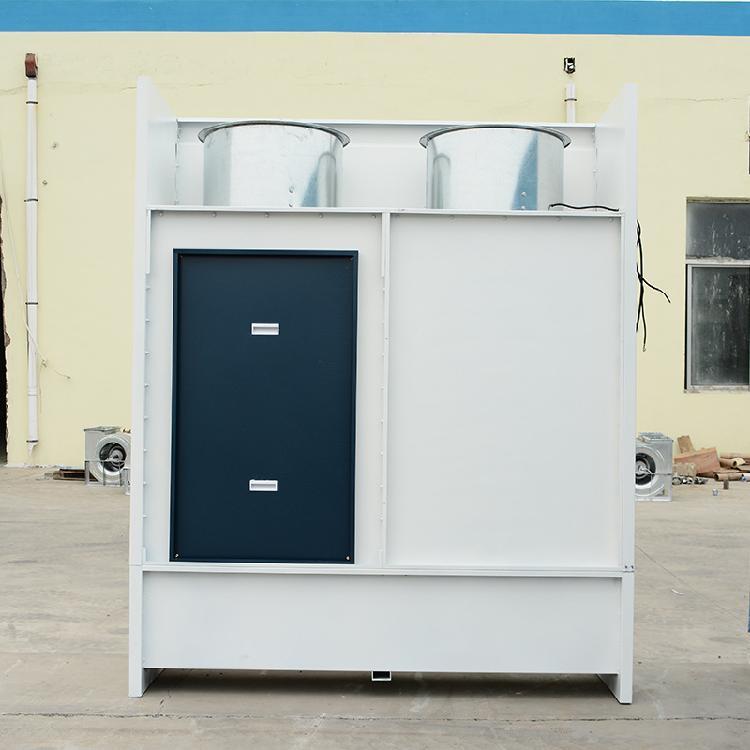 家旭厂家直销 水式打磨柜  石材打磨 防爆水式除尘柜