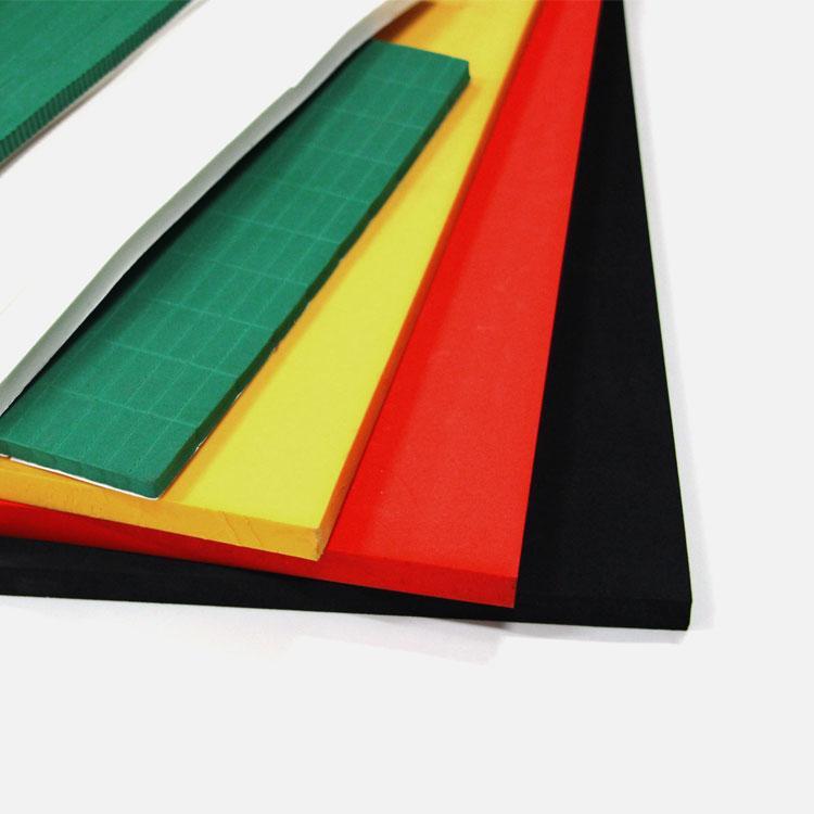 昆山亿泰刀模材料模切机彩色海绵条 致密刀模耗材刀版弹垫模具海绵 现货