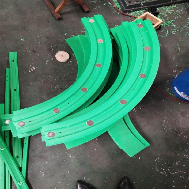 链条导轨定制 聚乙烯加工件 盛兴橡塑