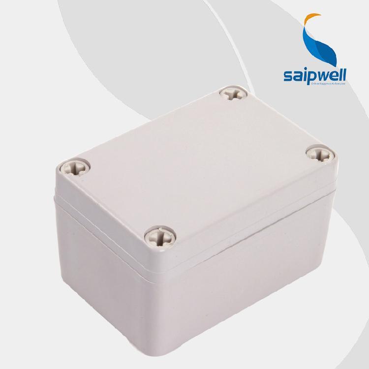 厂家供货工程塑料防水盒 户外分线防水盒 65*95*55mm 端子防水盒