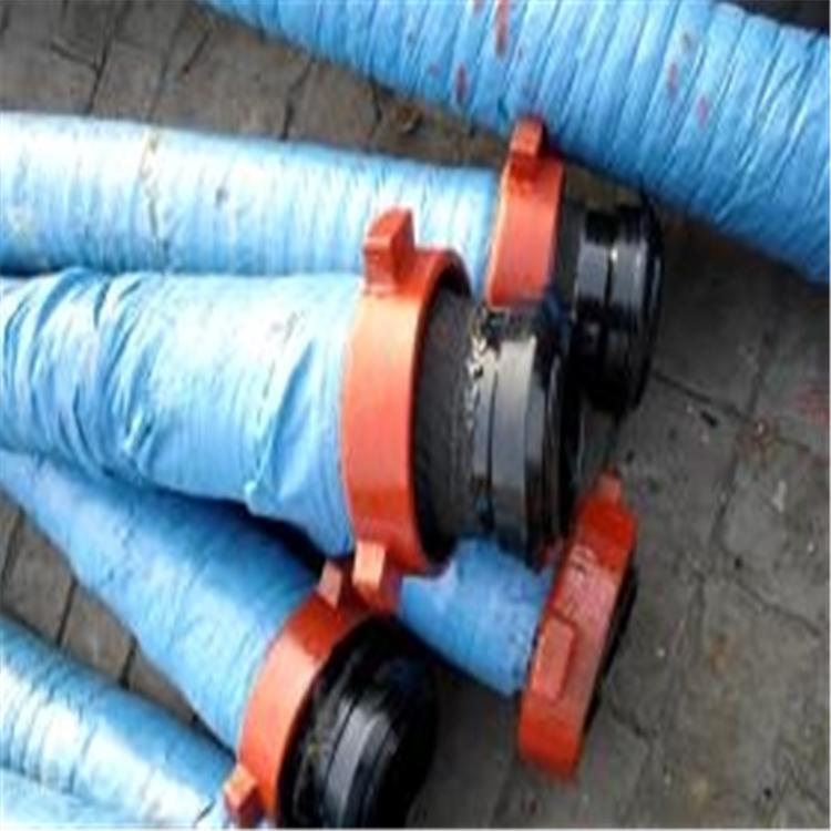 加工定制油田专用钢丝缠绕胶管 高压钢丝油管 船用油管 石油钻探胶管 型号齐全