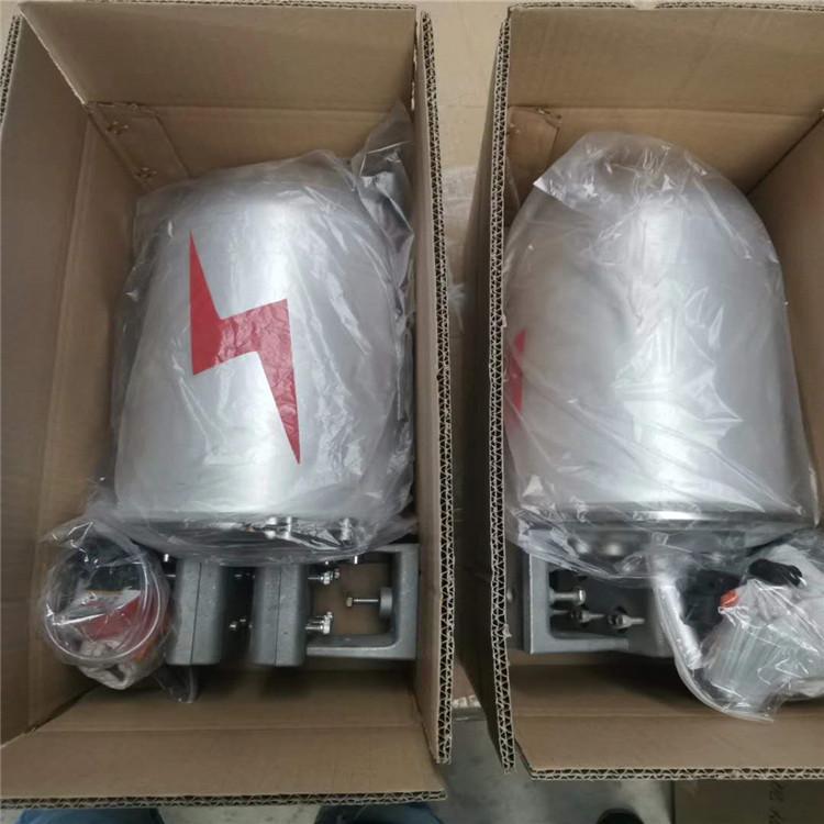 电力金具ADSS 24芯光缆接头盒 铝合金帽式接续盒厂家 电力光纤接线盒