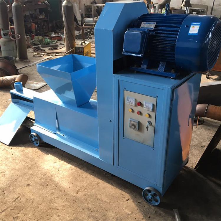木糠秸秆机制木炭机 锯末原炭成型设备 木炭机配件