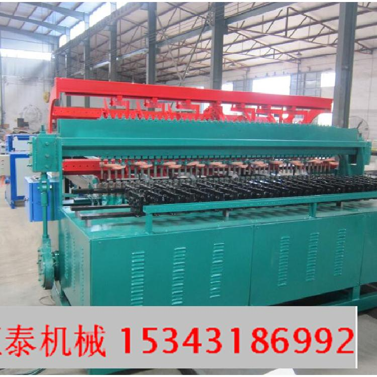 恒泰数控鸡笼网片排焊机养殖网排焊机厂家宠物笼焊网机规格