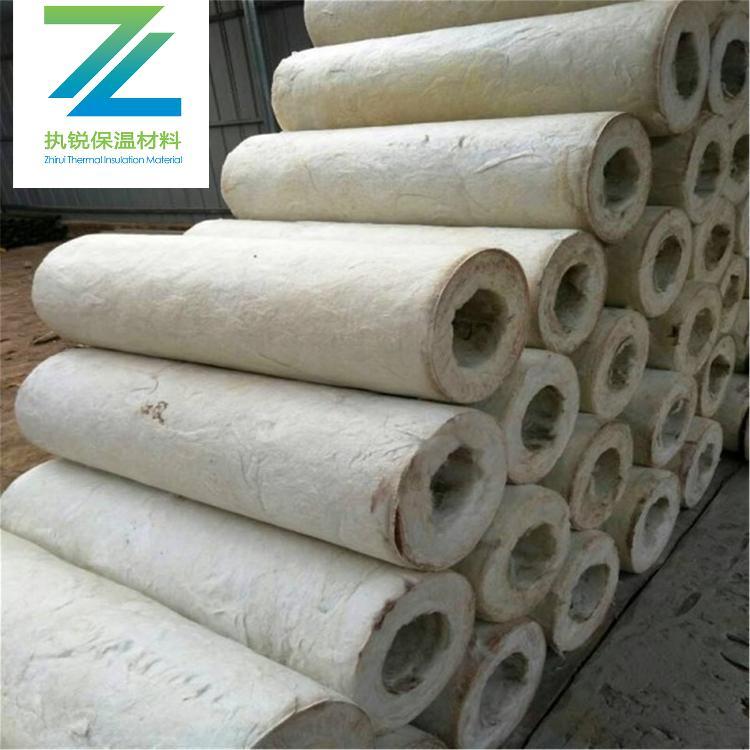 保温硅酸铝管保温防火性能优密度高强度大