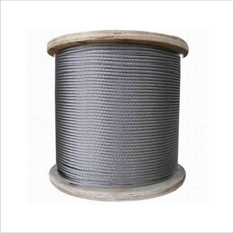 防盗网pvc涂塑钢丝绳 环保耐高温涂塑钢丝绳 环保型涂塑钢丝绳