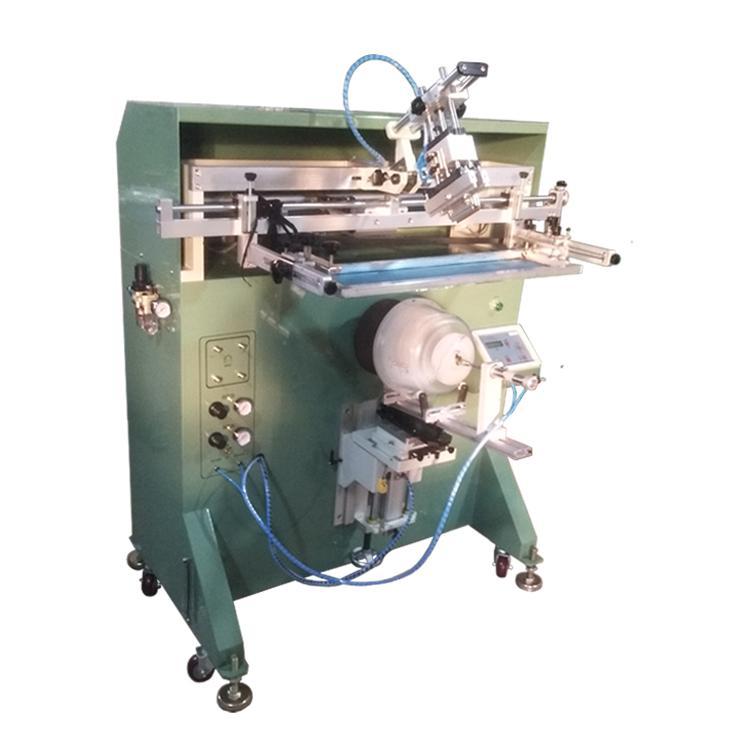 骏晖 黄岩市丝印机 园林喷水壶丝网印刷机 圆形药瓶奶瓶丝印机