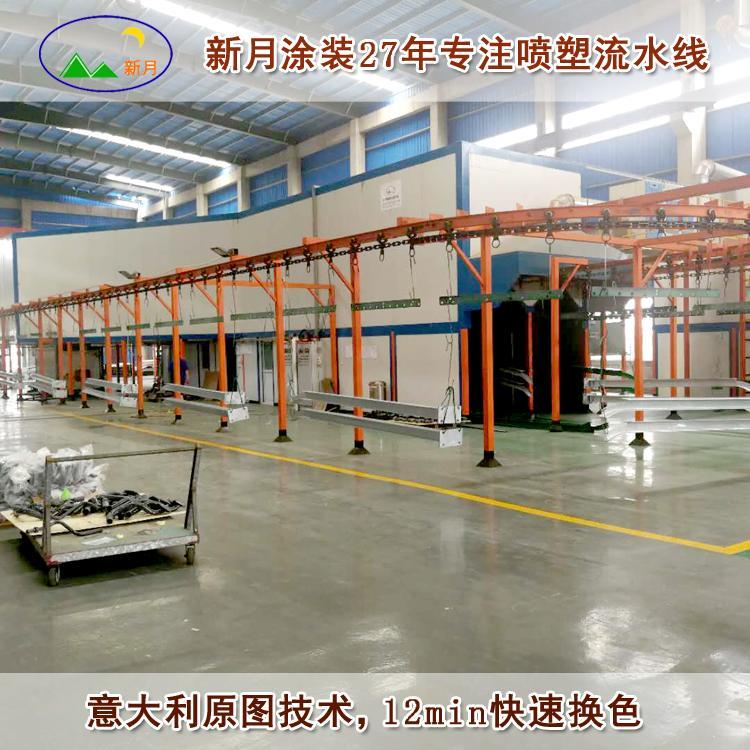 健身器材喷塑房及相关设备厂家 健身器材喷塑房及相关设备型号