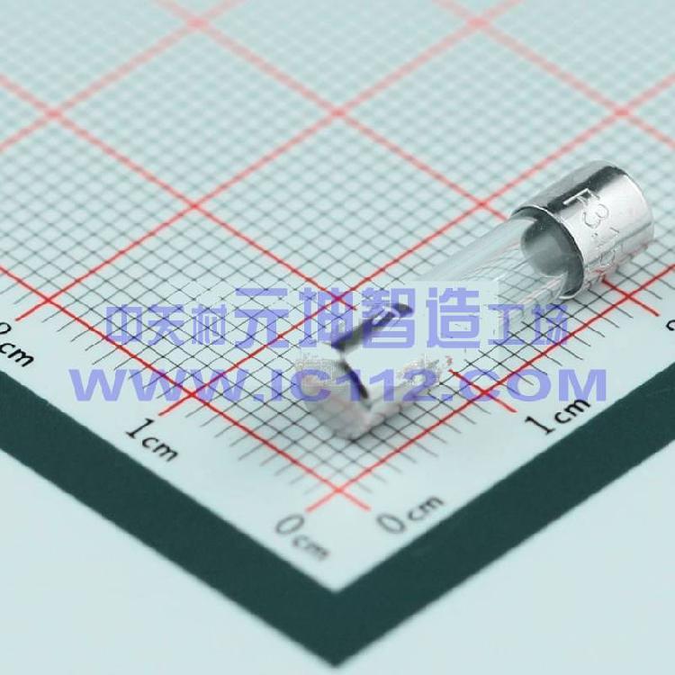 供应电子元器件3.15A  250VAC玻璃管保险丝