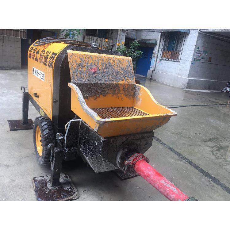 贵州贵阳遵义二次构造柱泵贵阳汇杰机械工程承包