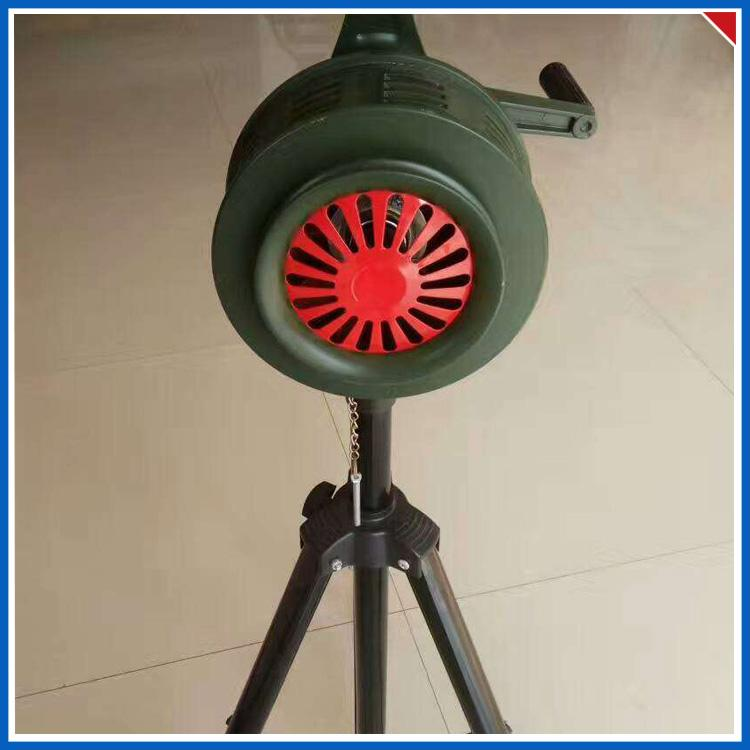 科锐 手摇报警器sy-200 手持式警报器 铝合金材质 消防器材 厂家批发