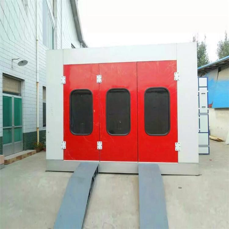 供应无尘节能漆面光滑无环保烤漆喷漆房设备 定制标准汽车烤漆房