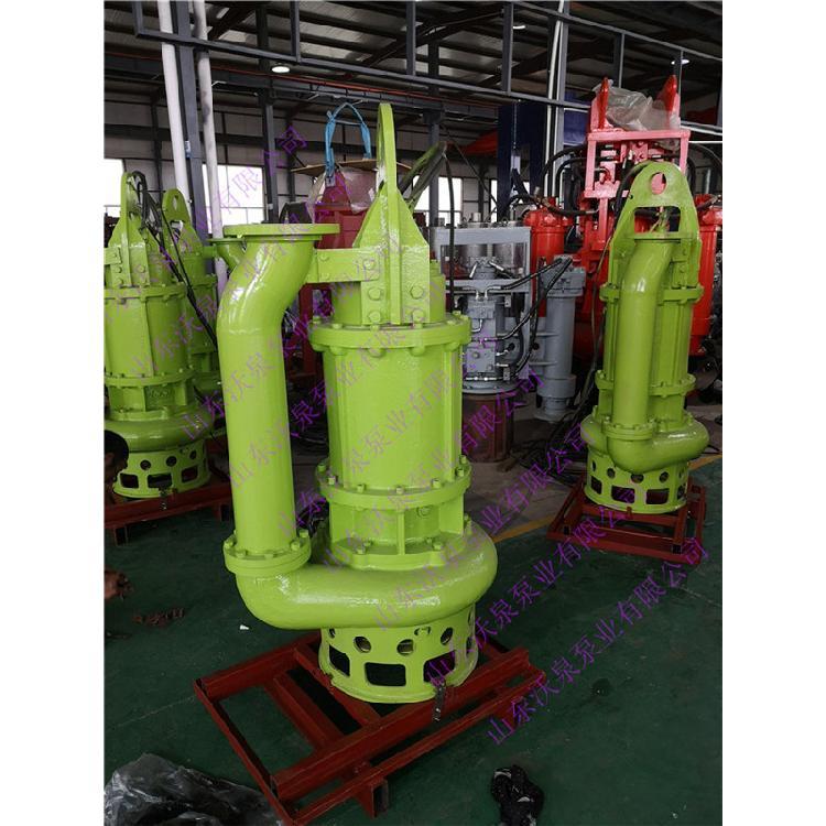 大口径耐磨渣浆泵 电动泥渣泵淄博厂家