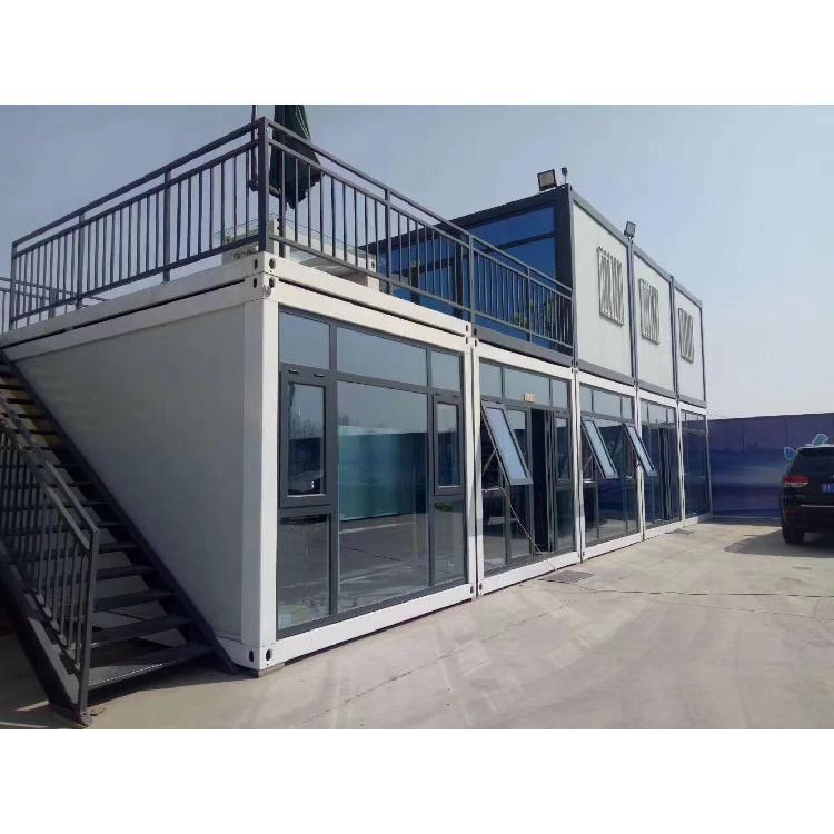 贵州裕捷安防水防火住人集装箱活动板房出售价格