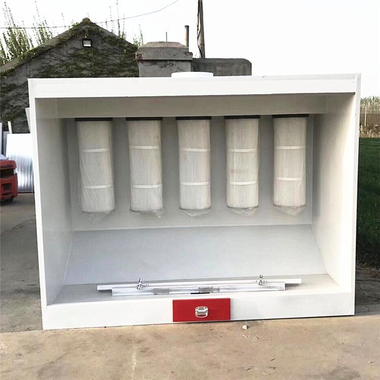 鸿运捷 塑粉回收机 塑粉回收柜 净化效率高 寿命长厂家热销