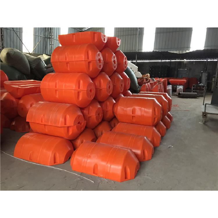 管135管道浮體定做/PE材質江蘇管道浮體批發/600*1000管道浮體定做