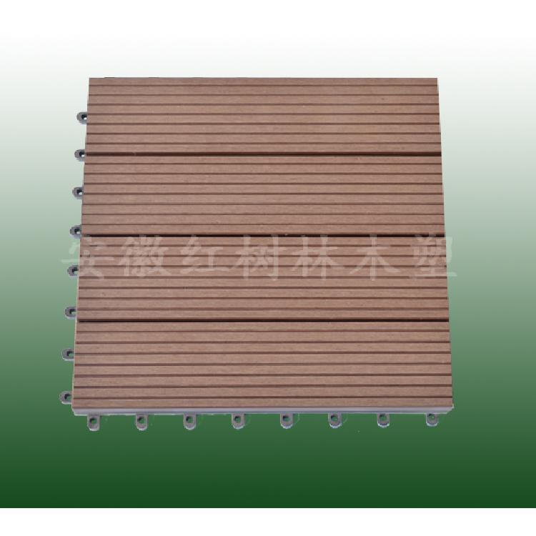 户外DIY木塑地板