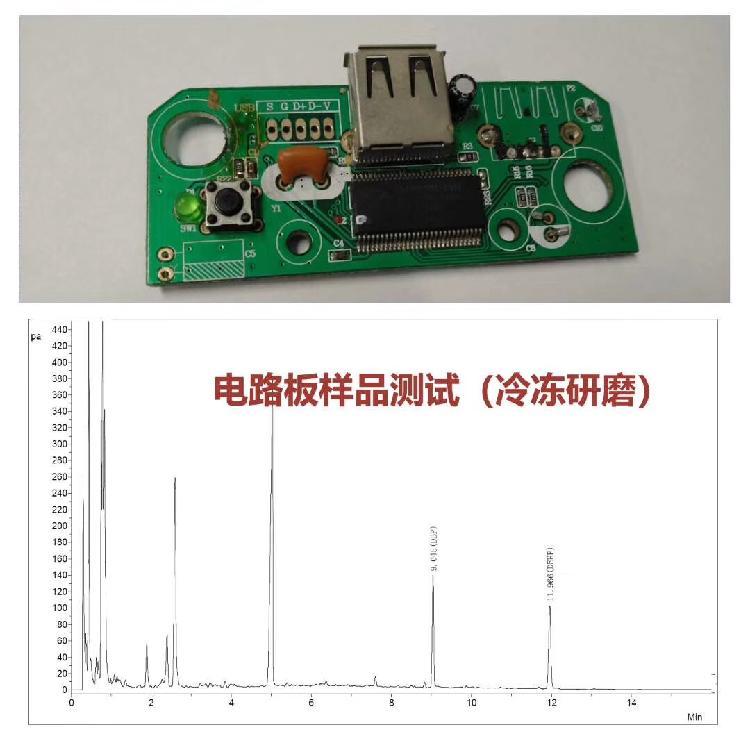 塑化剂检测仪器 ROHS 邻苯检测仪器