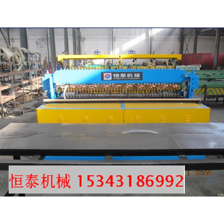 全自动钢筋网排焊机建筑桥梁上专用焊网机器护栏网焊网机器