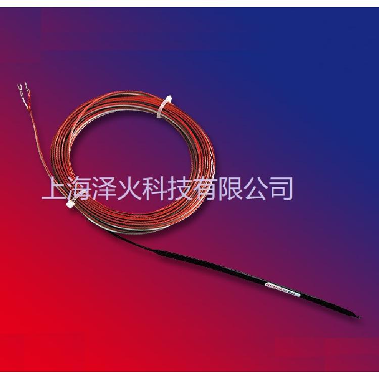 Temperature sensor for high voltage motor