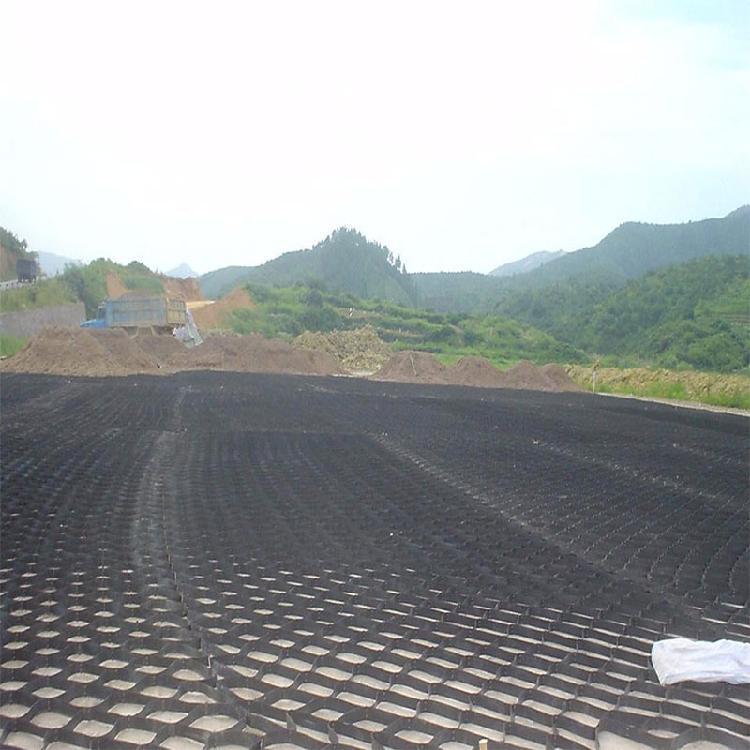 高分子土工格室优质土工格室价格 焊接土工格室