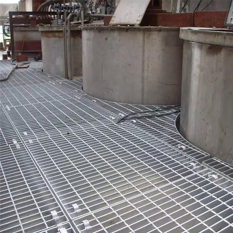 304不锈钢格栅厂家 双美 排水地沟盖板价格 化工专用热镀锌钢格板