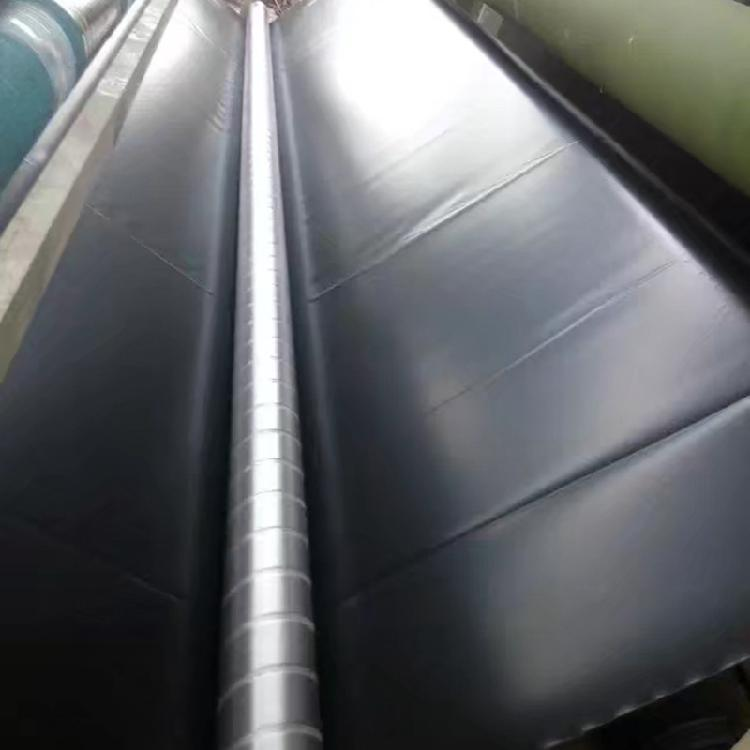 定制0.1mm~3.0mm防渗土工膜_ 沼气池土工膜中德利厂家低价销售_土工膜
