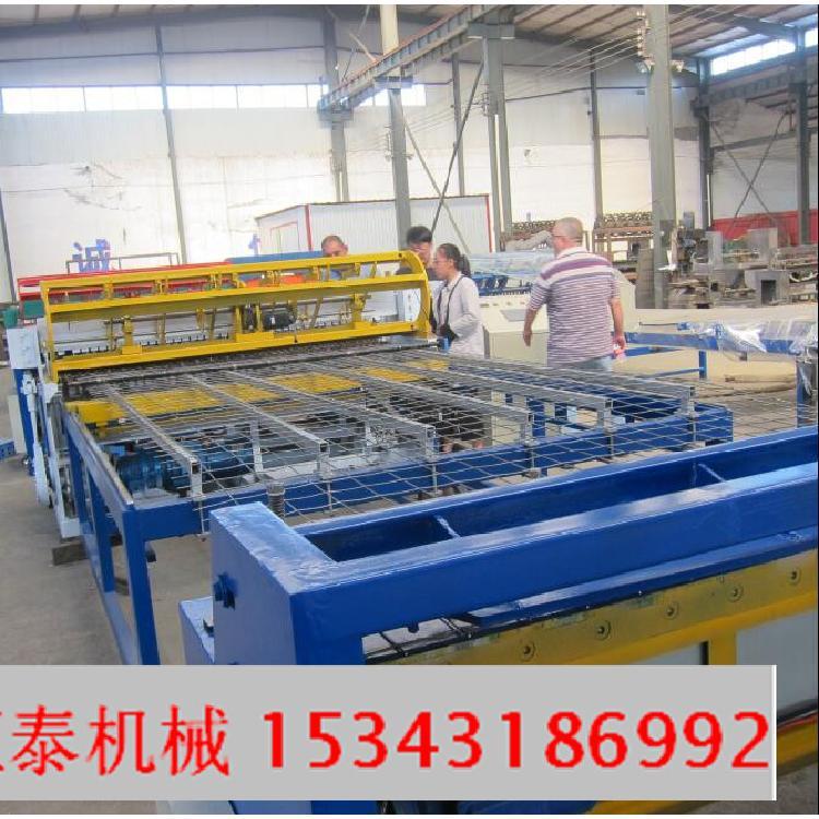 地热网片焊网机器舒乐板排焊机器厂家全自动地暖网焊网机器