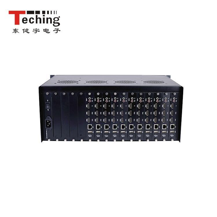 视频解码处理器前十厂家 网络数字矩阵 IP网络解码矩阵