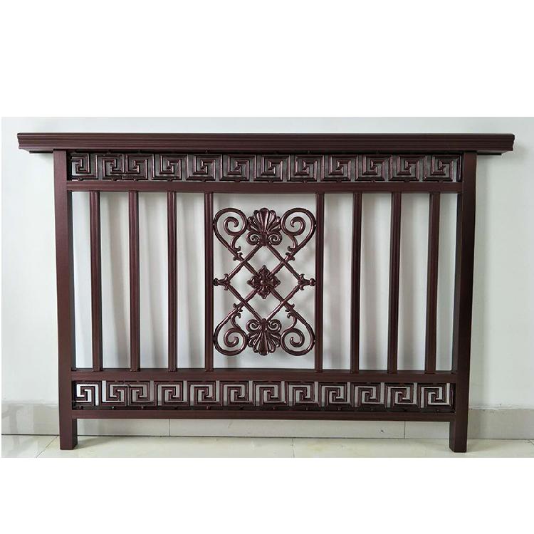 直销铝合金阳台护栏  欧式铝艺护栏楼梯扶手院子外墙围栏