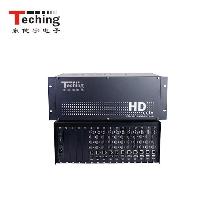 单口大华nvd8路视频解码处理器    网络数字矩阵  IP网络解码矩阵