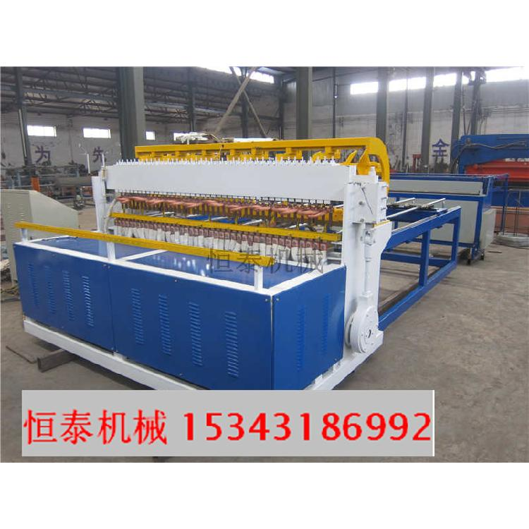 选购价格优惠的煤矿支护网机就选恒泰丝网机械 台湾煤矿支护网排焊机