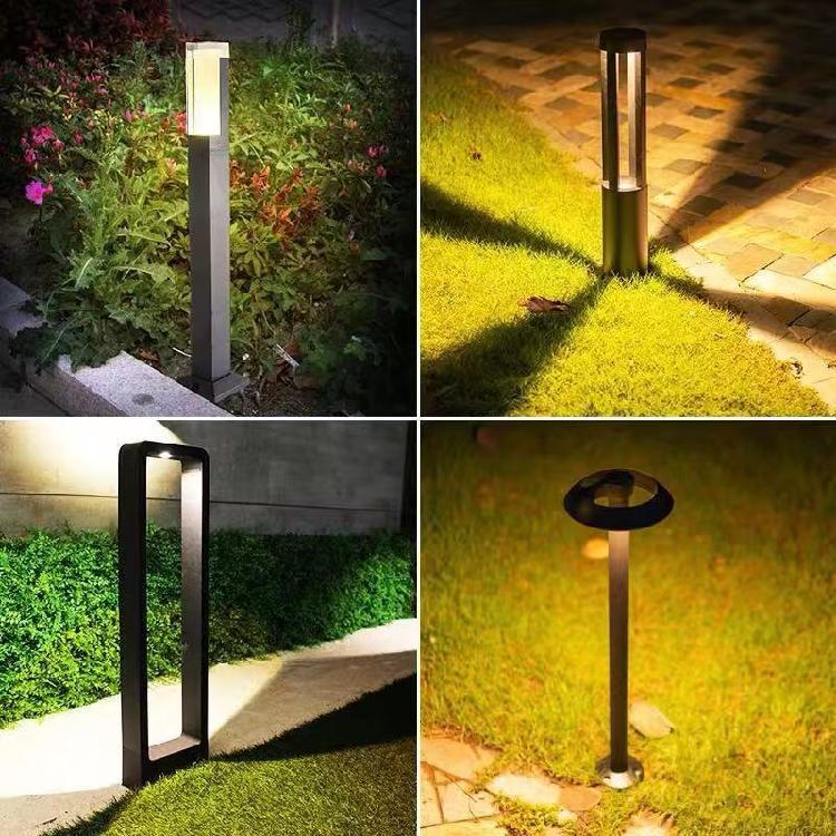 成都LED草坪灯厂家铝材 防水草坪灯