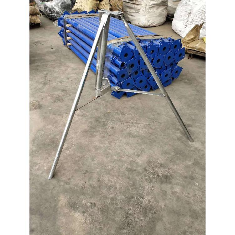 兴宽紧固件生产销售 钢支撑三脚架 建筑可调钢支撑 三角支撑架价格