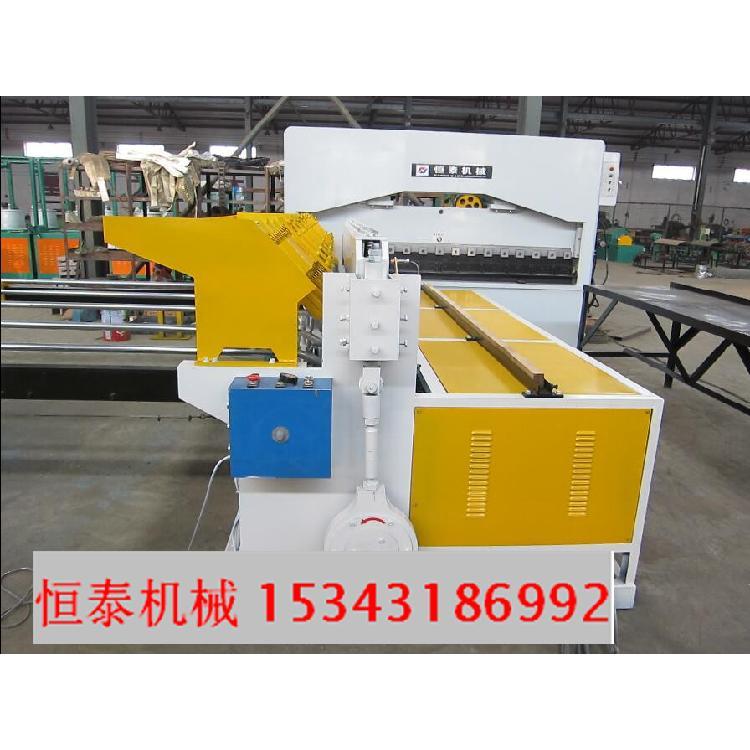 恒泰养殖网焊网机厂家全自动宠物笼焊网机价格鸡笼网排焊机图片