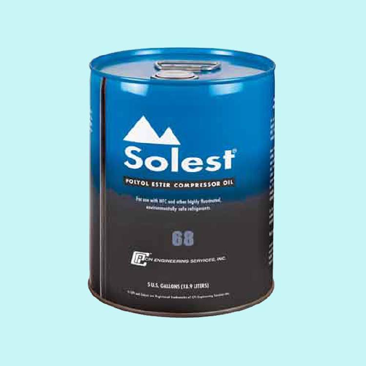 原装美国CPI冷冻油Solest 68/solest 220冷冻机油