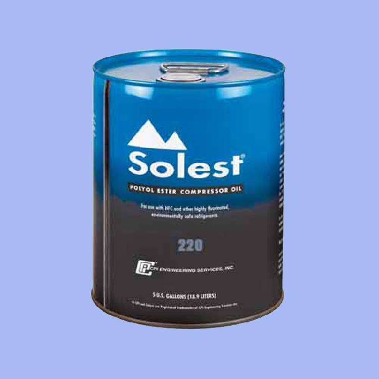供应CPI Solest 220冷冻机油寿力斯特系列冷冻油原装正品