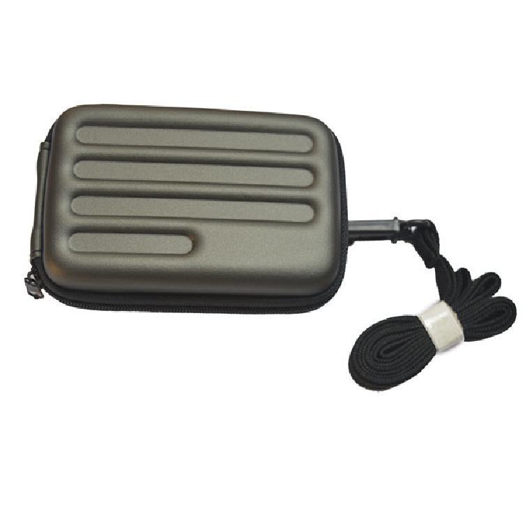 汇金EVA数码相机包防震防水防尘便携PU相机保护盒批发