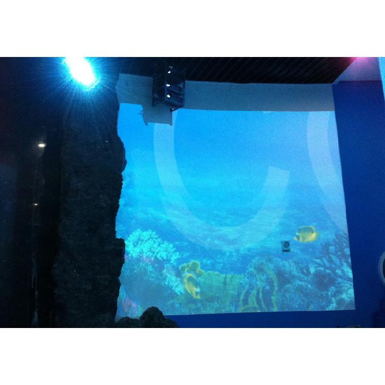 WSK世界园艺博览会3D漆 屏幕漆 银幕漆 金属漆 等各种投影漆施工一条龙