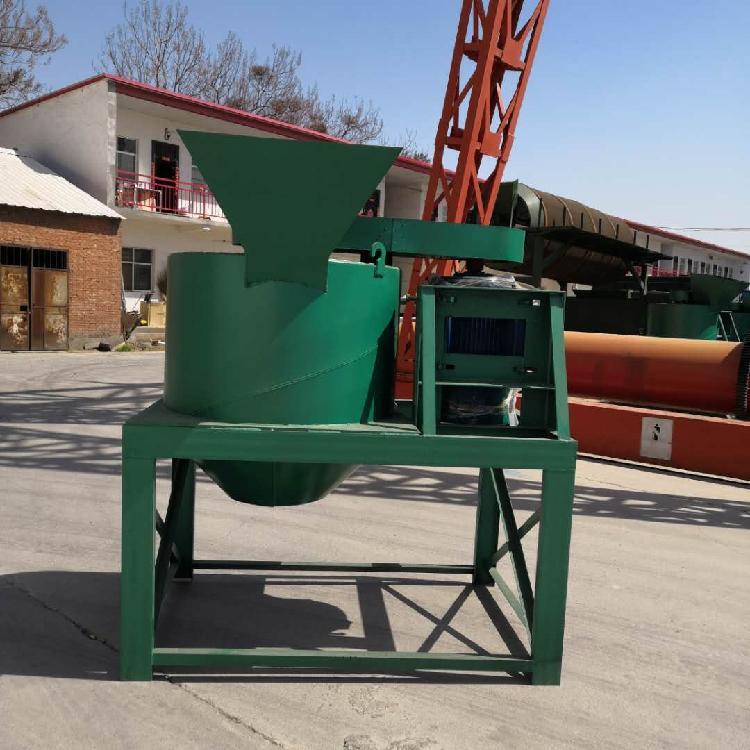 厂家 废弃瓜果蔬菜高湿物料粉碎机 玉米秸秆发酵做有机肥生产线需要什么设备