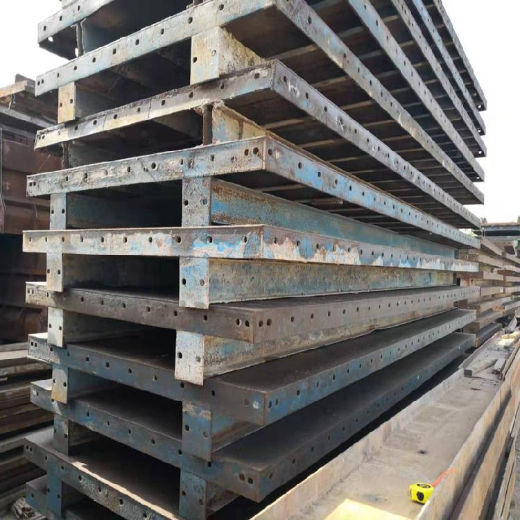 小型承台模板出租,红桥机械定制租赁,工程钢模板租赁