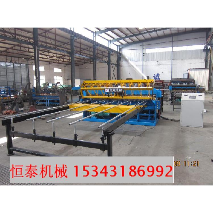 有专业的地暖网片排焊机 中国地暖网用排焊机