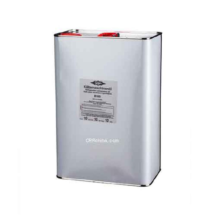 厂家批发比泽尔B100冷冻机油约克中央空调冷冻油