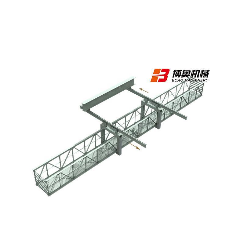 桥梁底部作业特种设备 桥底检查小车