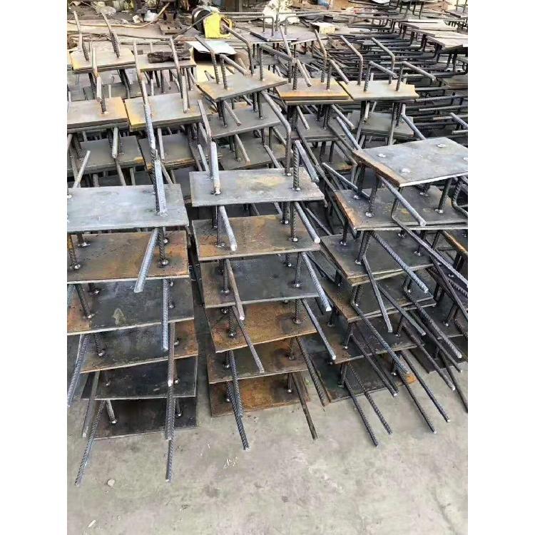 厂家销售--镀锌预埋件      高铁铁路预埋件     热镀锌钢板预埋件