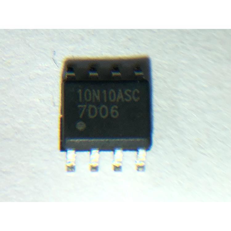 台湾勤益电子GTM N沟道功率MOSFET GSC10N10A SOP-8