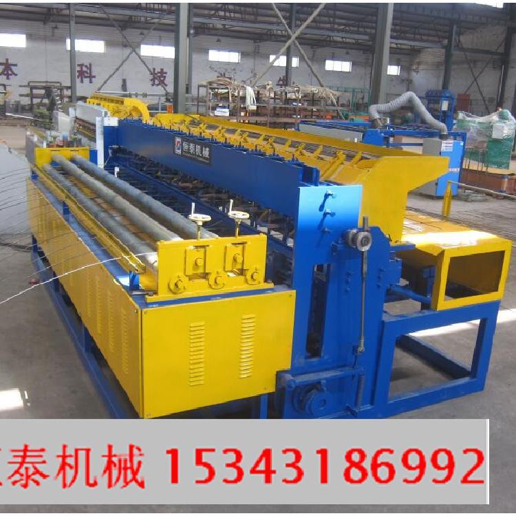 主动防护网焊机煤矿支护网排焊机厂家全自动矿用锚网机器价格